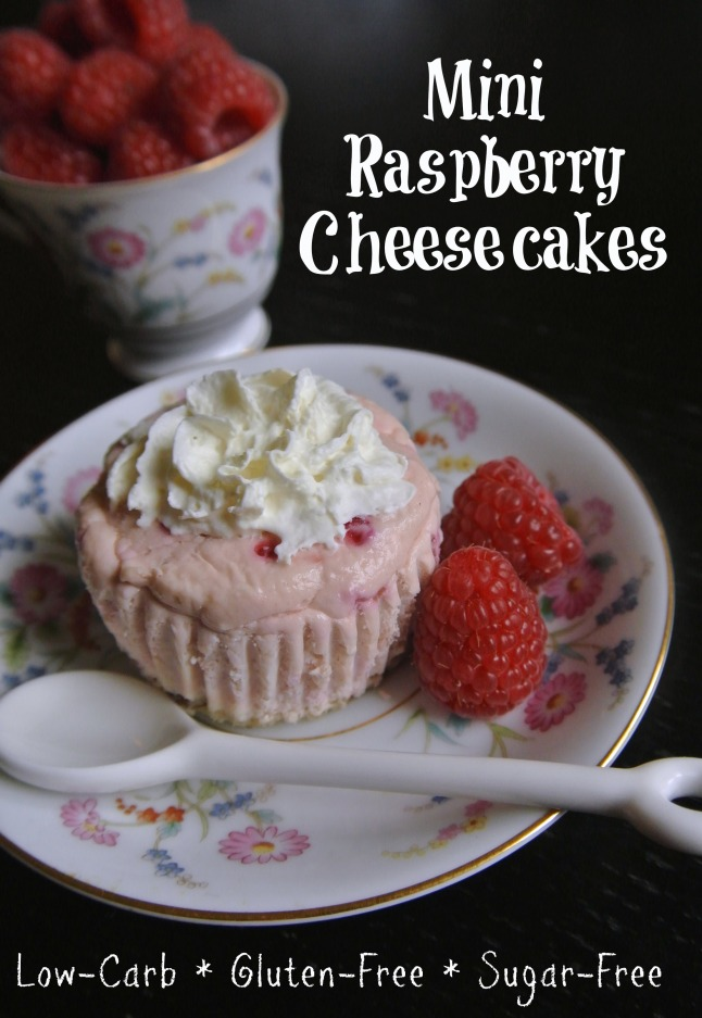 Raspberry Cheesecakes 3